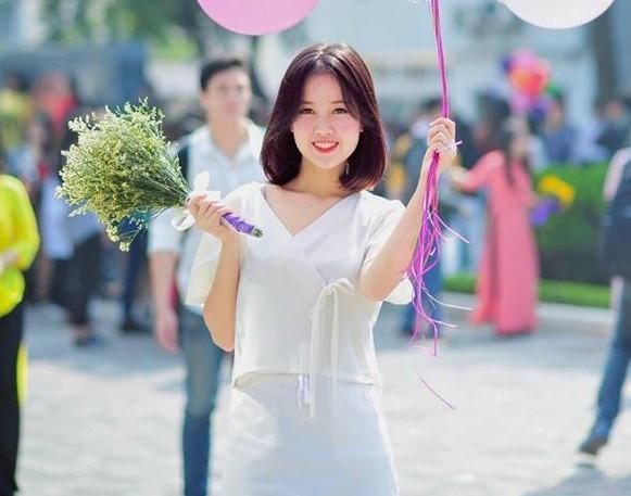 Hoa khôi Đại học Kinh tế Quốc dân vừa xinh đẹp vừa học giỏi-4