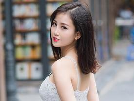 Hoa khôi Đại học Kinh tế Quốc dân vừa xinh đẹp vừa học giỏi