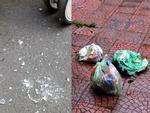 Hà Nội: Cư dân HH Linh Đàm lại 'hết hồn' khi chiếc cốc thủy tinh rơi xuống, suýt trúng đầu 2 mẹ con