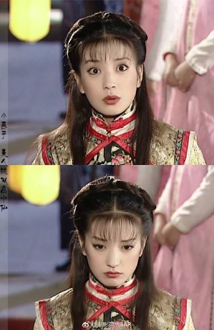 Loạt ảnh nhan sắc tuổi 20 của Triệu Vy khiến ai xem cũng phải nức nở-11