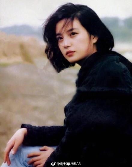 Loạt ảnh nhan sắc tuổi 20 của Triệu Vy khiến ai xem cũng phải nức nở-9
