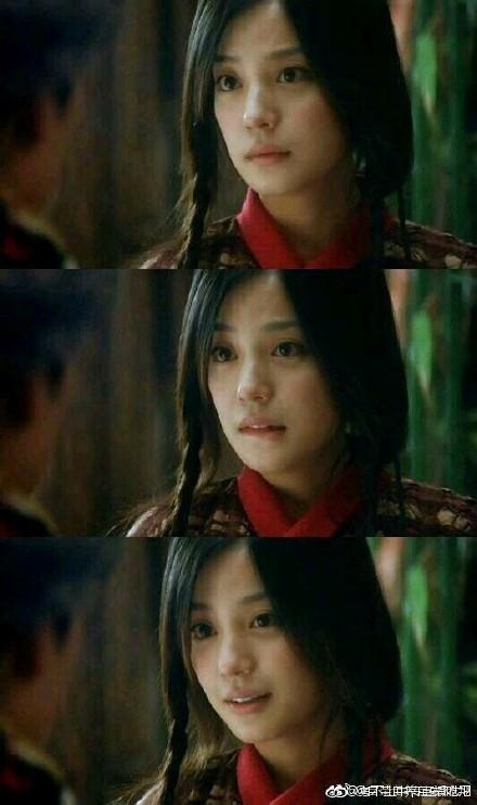 Loạt ảnh nhan sắc tuổi 20 của Triệu Vy khiến ai xem cũng phải nức nở-10