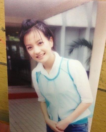 Loạt ảnh nhan sắc tuổi 20 của Triệu Vy khiến ai xem cũng phải nức nở-4