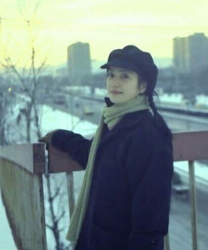 Loạt ảnh nhan sắc tuổi 20 của Triệu Vy khiến ai xem cũng phải nức nở-6