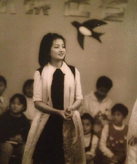 Loạt ảnh nhan sắc tuổi 20 của Triệu Vy khiến ai xem cũng phải nức nở-7
