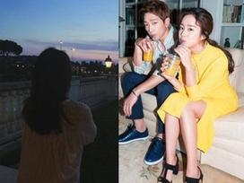 Sao Hàn 30/8: Lộ bức ảnh hiếm hoi của bà bầu Kim Tae Hee trước khi lâm bồn