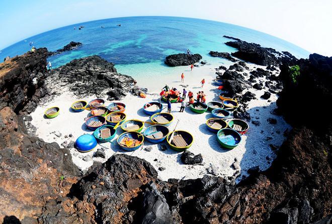 10 miệng núi lửa cổ hiếm hoi thế giới ít người biết ở đảo Lý Sơn-1