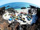 10 miệng núi lửa cổ 'hiếm hoi thế giới' ít người biết ở đảo Lý Sơn
