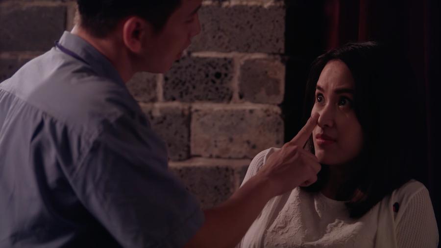 Hữu Vi thẳng tay hắt nước vào mặt tình địch của Angela Phương Trinh-5