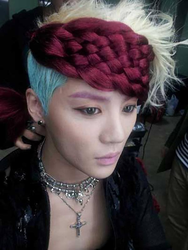 Chắc vì chọc giận stylist tóc nên nhiều sao Hàn mới phải ăn quả đắng thế này-2
