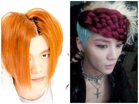 Chắc vì chọc giận stylist tóc nên nhiều sao Hàn mới phải ăn 'quả đắng' thế này