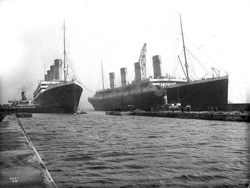 Bí ẩn về người phụ nữ 3 lần thoát chết sau những vụ đắm tàu kinh hoàng trong lịch sử-1