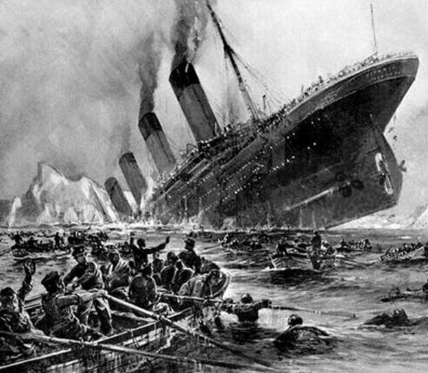 Bí ẩn về người phụ nữ 3 lần thoát chết sau những vụ đắm tàu kinh hoàng trong lịch sử-2