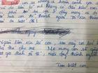 Bé trai 1 tuổi bị bỏ rơi cùng bức thư cạnh chiếc xe tải
