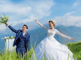 Cặp đôi mạnh tay chi 500 triệu, lên rừng xuống biển chụp ảnh cưới khắp các tỉnh miền Bắc