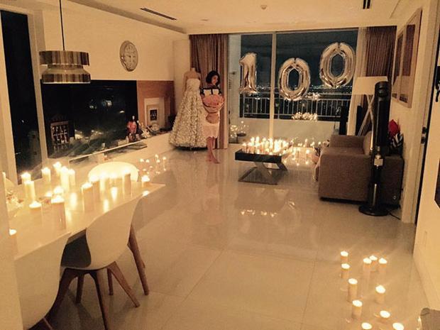 Á hậu Thúy Vân bất ngờ xác nhận đã chia tay trong ngày sinh nhật của bạn trai-3