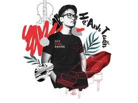 Hà Anh Tuấn: 'Không có nhạc sang hay hèn, thị trường hay không, chỉ có nhạc được làm tử tế hay cẩu thả'