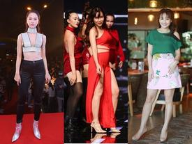 'Nàng dâu' Bảo Thanh sến sẩm, Vũ Ngọc Anh hở táo bạo lọt top sao mặc xấu tuần này