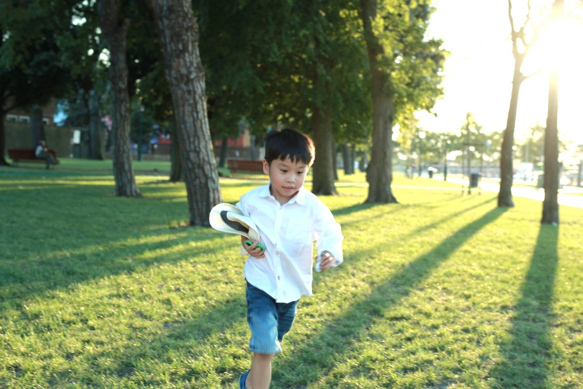 MC Dương Thùy Linh: Con trai tôi được hưởng nhiều thứ không thua Hoàng tử George-6