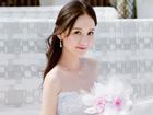 Ngấp nghé 40, 'Đông Phương Bất Bại' Trần Kiều Ân quyến rũ khi hóa thân thành cô dâu