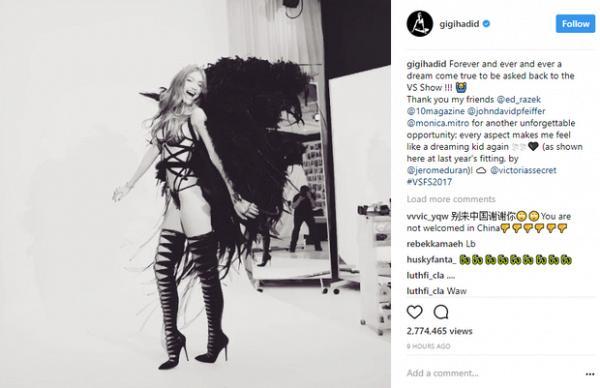 HOT: Kendall Jenner xác nhận không quẩy Victorias Secret Show cùng chị em Gigi-Bella-3