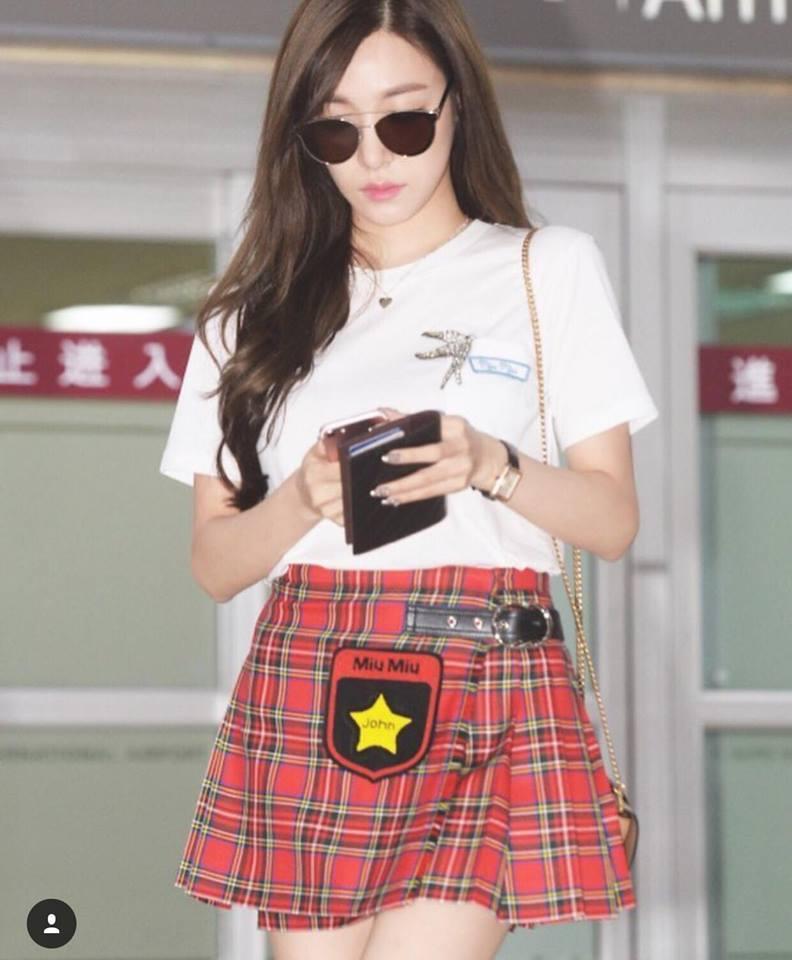 Street style tuần qua của tiên nữ cử tạ Kim Bok Joo nữ tính nhất dàn mỹ nhân Hàn-9