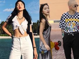 Chia tay fashionista Decao, Châu Bùi chứng minh 'Không có chàng nàng vẫn sang'