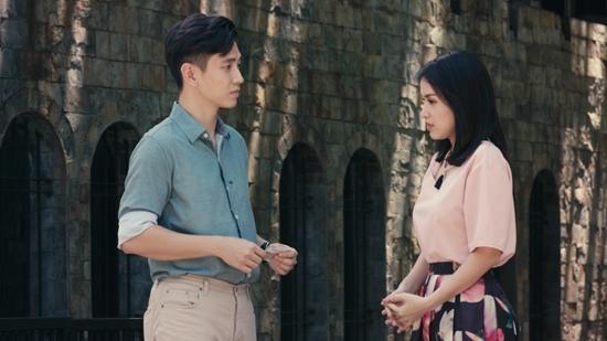 Vừa hôn Rocker Nguyễn, Angela Phương Trinh lại lên giường với Hữu Vi trong tập 2 Glee-10