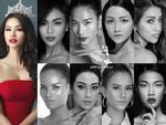 Chúng Huyền Thanh xác nhận thi Hoa hậu Hoàn vũ Việt Nam-2