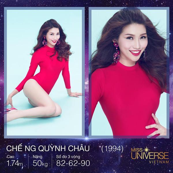 Hoa hậu Hoàn vũ Việt Nam 2017 bị bao vây bởi dàn ngôi sao Vietnams Next Top Model-1