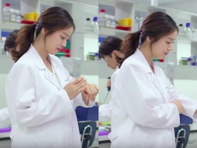 Kim Tae Hee bụng bầu vượt mặt vẫn xinh đẹp rạng ngời-1