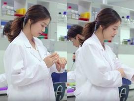 Kim Tae Hee bụng bầu vượt mặt vẫn xinh đẹp rạng ngời