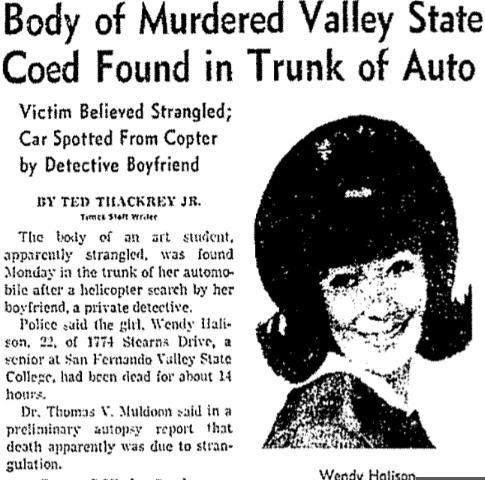 Vụ án cô gái mất tích bí ẩn sau 48 năm đã có lời giải nhờ... dấu tinh dịch-2