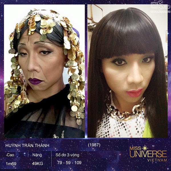 Chết cười với ảnh chế Hà Hồ rủ Sơn Tùng, Phi Thanh Vân đi thi Hoa hậu Hoàn vũ Việt Nam-7