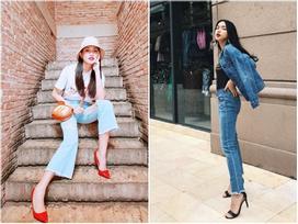 Sao Việt vi vu Lễ 2/9: bộ tứ The Face rủ nhau mua sắm, Hương Tràm - Tiên Cookie mỗi người một nơi