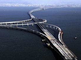 5 cây cầu vượt biển dài nhất thế giới