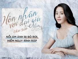 Hôn nhân sao Hàn - đại gia: Có chết cũng phải im lặng