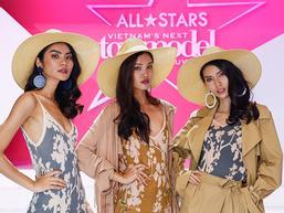 Đúng lời đồn, Thùy Dương dắt tay Chà Mi và Kim Dung vào chung kết Next Top 2017