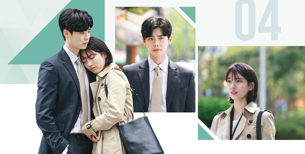 Phim truyền hình Hàn tháng 9: Fan bấn loạn với màn kết đôi của Lee Jong Suk và Suzy-9