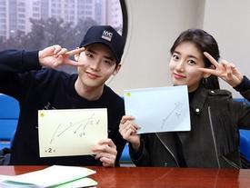 Phim truyền hình Hàn tháng 9: Fan 'bấn loạn' với màn kết đôi của Lee Jong Suk và Suzy