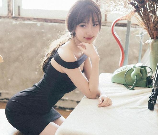 Vẻ đẹp được ví như bông tuyết của hot girl hoàn mỹ Thái Lan-9