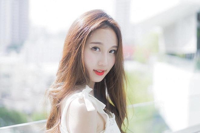 Vẻ đẹp được ví như bông tuyết của hot girl hoàn mỹ Thái Lan-10