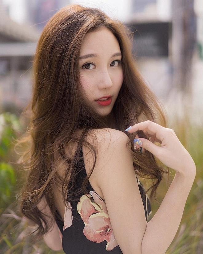 Vẻ đẹp được ví như bông tuyết của hot girl hoàn mỹ Thái Lan-8