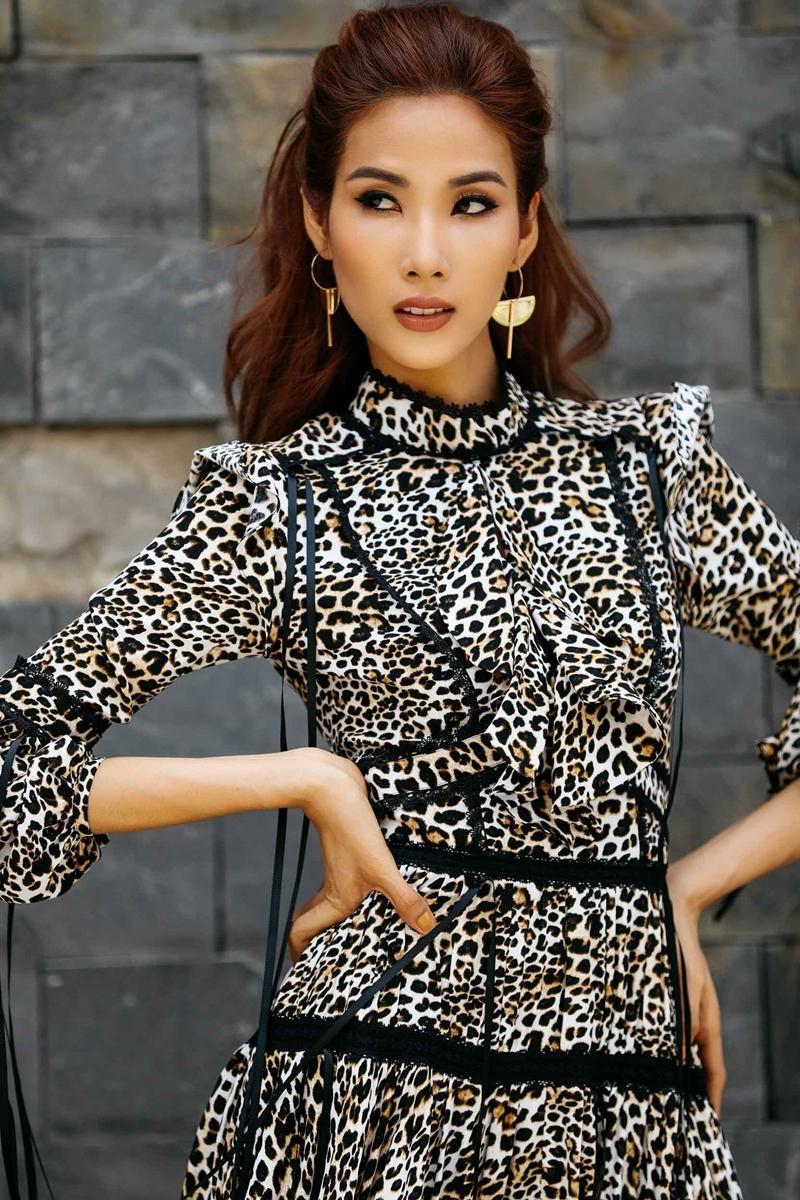 Bị chê không có vẻ đẹp hoa hậu, Hoàng Thùy lấy tiêu chí Miss Universe dạy dỗ anti-fan-2