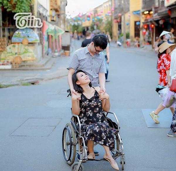 Chuyện tình cảm động của cặp đôi khuyết tật cùng vượt lên số phận để giữ lấy nhau-2