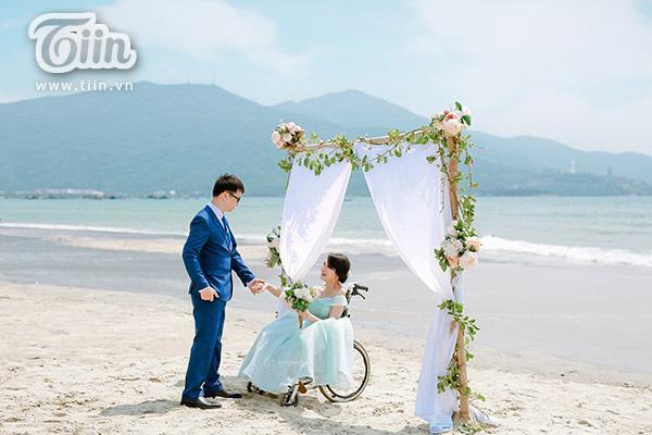 Chuyện tình cảm động của cặp đôi khuyết tật cùng vượt lên số phận để giữ lấy nhau-3