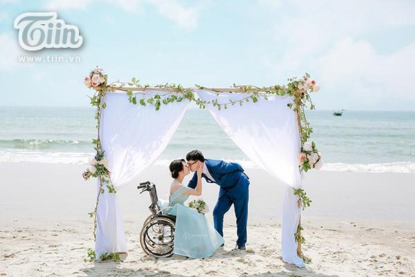 Chuyện tình cảm động của cặp đôi khuyết tật cùng vượt lên số phận để giữ lấy nhau-4