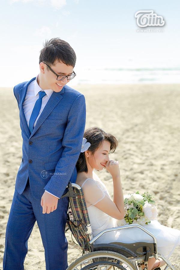 Chuyện tình cảm động của cặp đôi khuyết tật cùng vượt lên số phận để giữ lấy nhau-6