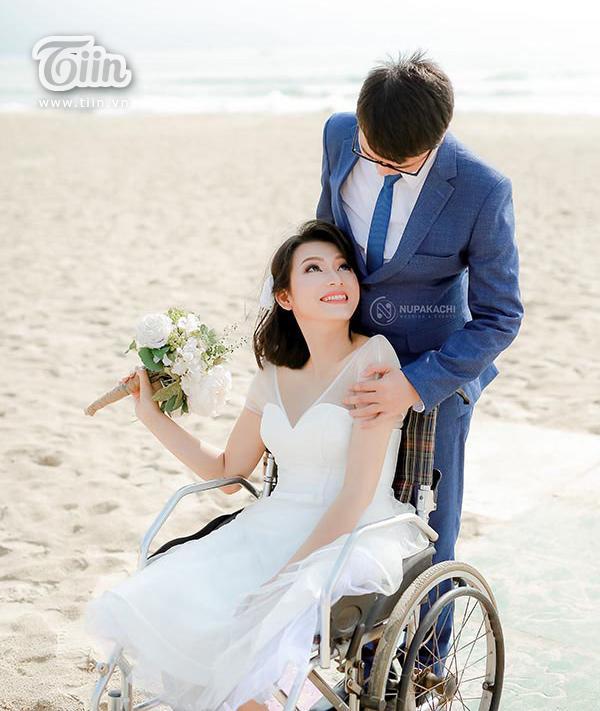 Chuyện tình cảm động của cặp đôi khuyết tật cùng vượt lên số phận để giữ lấy nhau-10