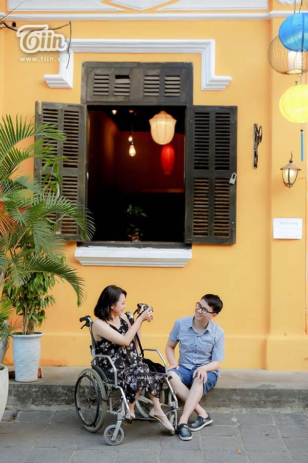 Chuyện tình cảm động của cặp đôi khuyết tật cùng vượt lên số phận để giữ lấy nhau-8